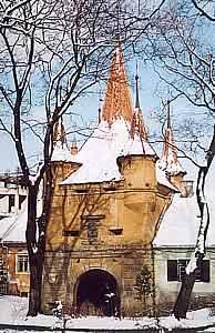 Eglise Noire de Brasov en Transylvanie ; lieu symbolique de la Réforme luthérienne 2
