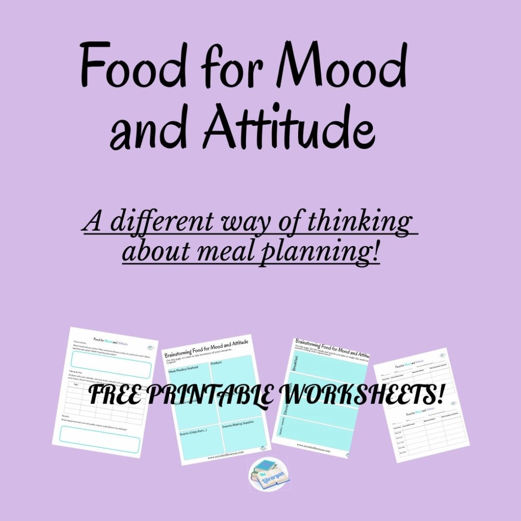 Food for Mood and Attitude