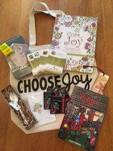 Essence of Joy giveaway