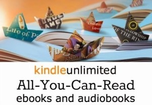Kindle Unlimited prize