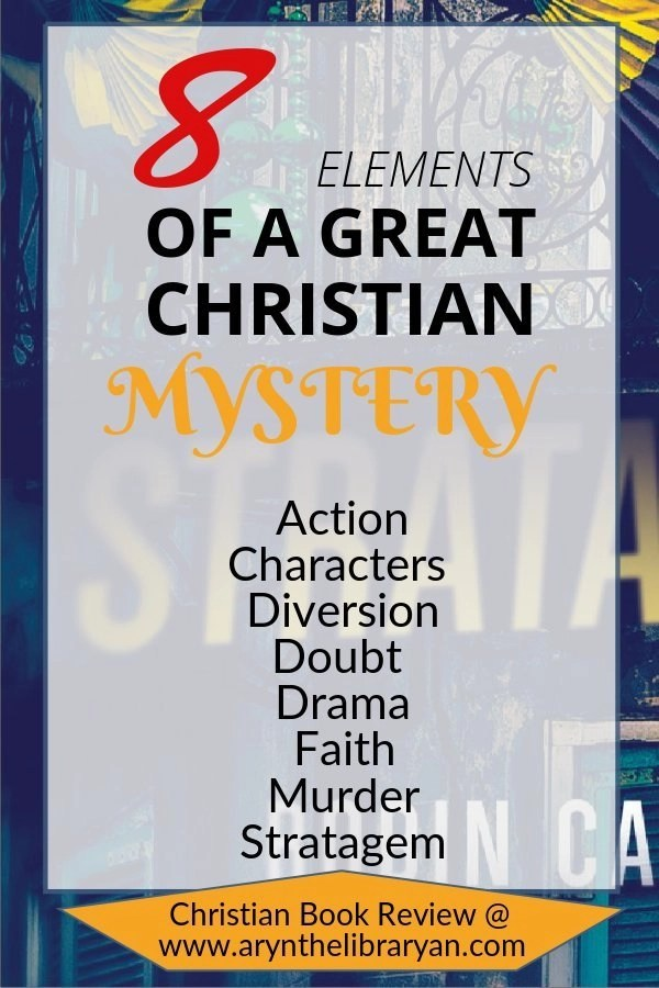 Define Stratagem with 8 elements of a great Christian mystery