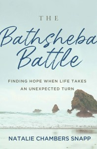 The Bathsheba Battle book cover: A Bathsheba Bible study
