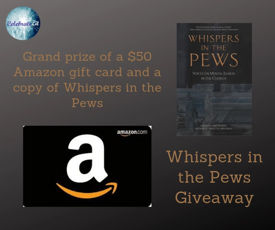 Whispers in the Pews giveaway