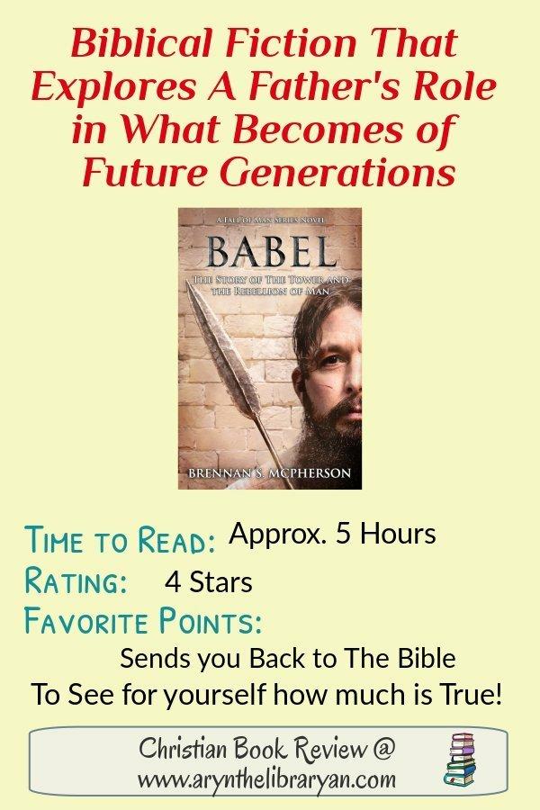 Fatherhood. Noah After the Flood