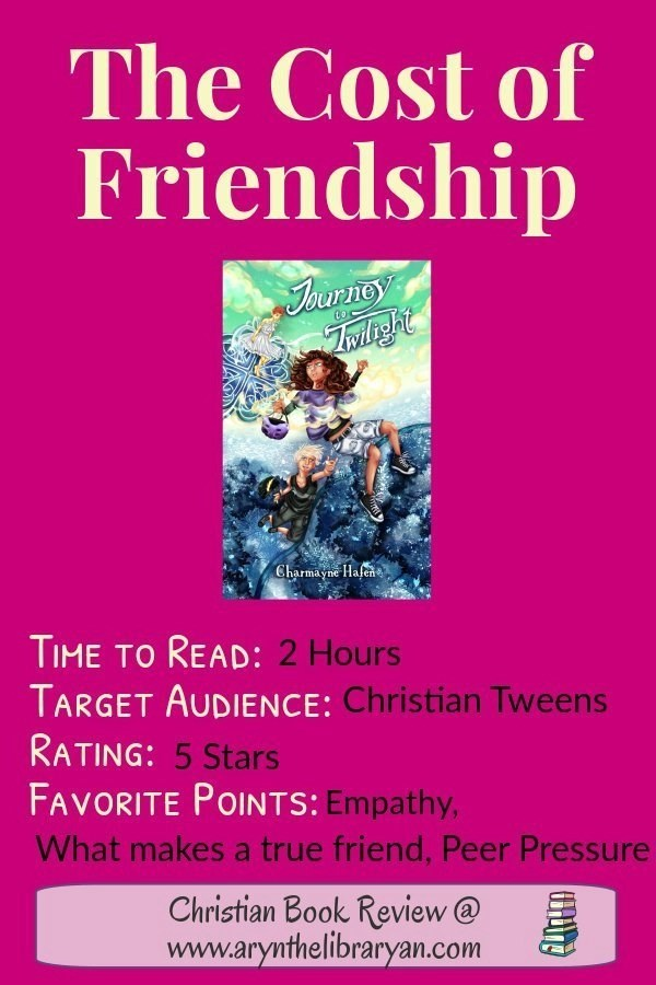 "The cost of friendship in ""Journey to Twilight"""