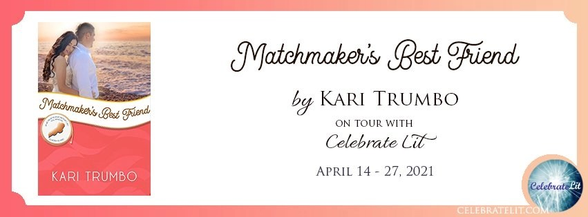 Matchmaker's Best Friend By Kari Trumbo, Tour Banner