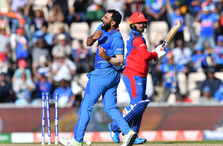 Photo of Shami hat-trick seals India win in opposition to Afghanistan in World Cup thriller