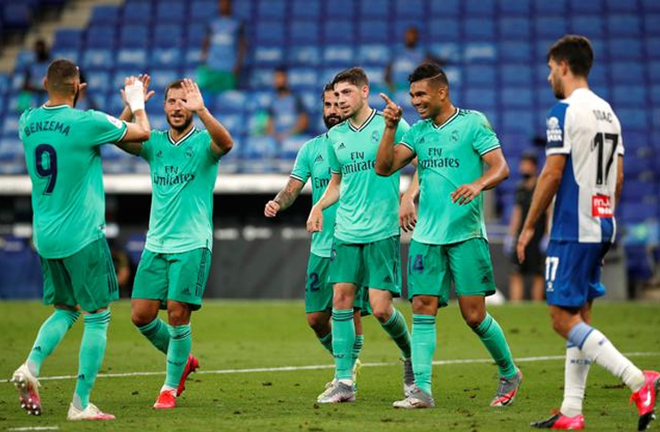 Photo of Clever Benzema help helps Real Madrid go clear on the high