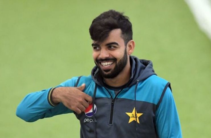 Photo of Shadab Khan shares his pleasure after his profitable restoration from COVID-19