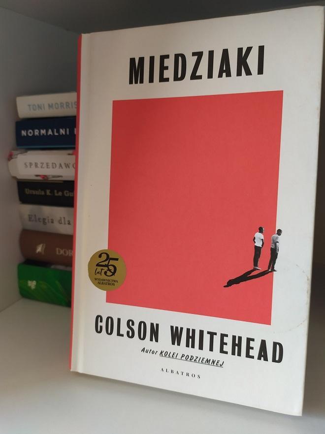 Colson Whitehead - Miedziaki