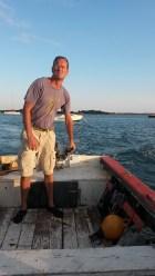 Photo sur bateau