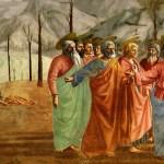 Jesus et apôtres