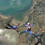 Arz vue de parachute