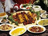 Traditional Dishes in Shiraz
