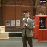 Mr Bean Another day, another train journey