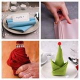 Read more about the article ! easy napkin folds for any dinner party10