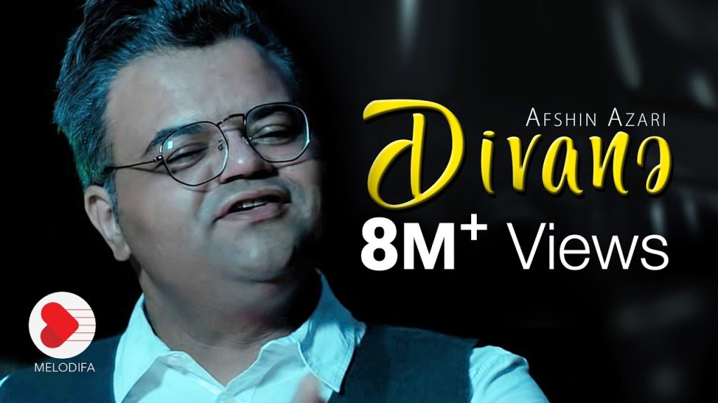 Afshin Azari – Divana with Azari Lyrics