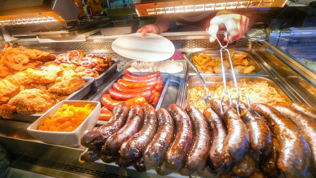 ! Street Food in Budapest!! 🇭🇺 THE ULTIMATE HUNGARIAN FOOD Tour in Budapest, Hungary