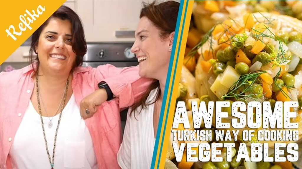 Read more about the article Everyone can cook great food! I am not cooking – Seda is.. Turkish Artichoke Recipe