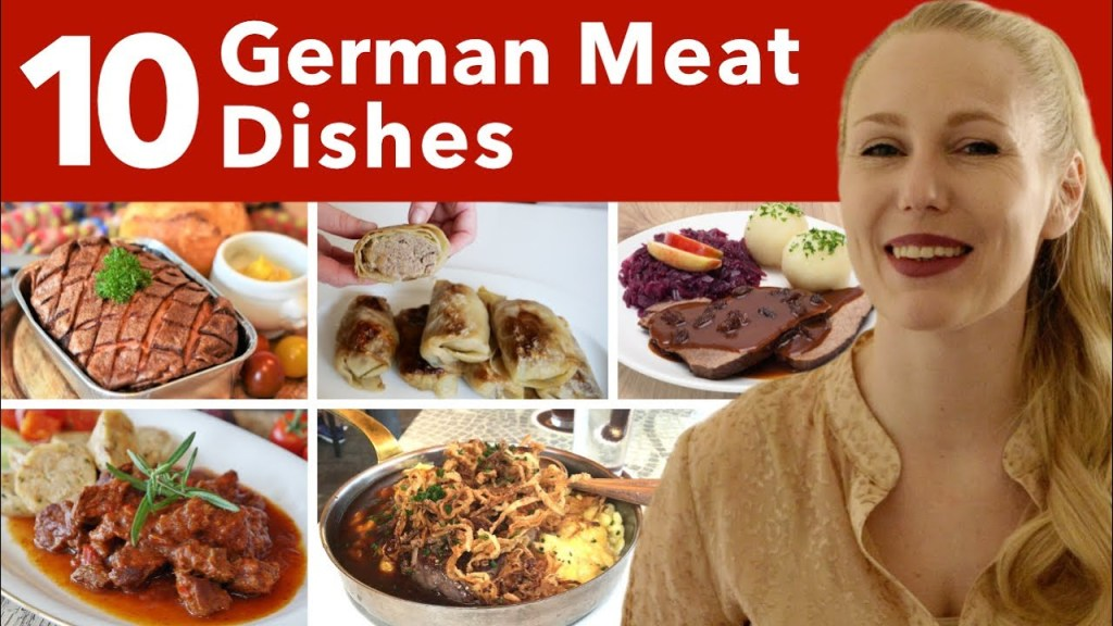 Read more about the article 10 German (Austrian)  Meat Dishes