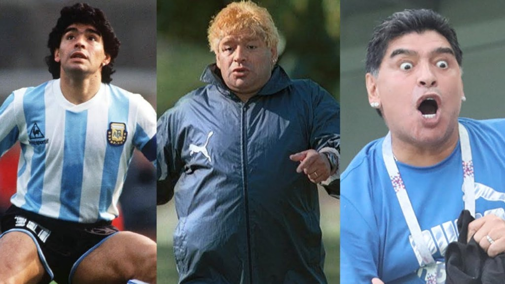 Read more about the article Diego Maradona Transformation | From 1 To 57 Years Old | The Golden Boy