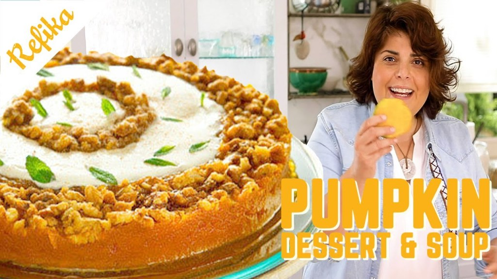Read more about the article Refika's Pumpkin Pie! One of the Easiest and Great Tasting Pumpkin Pies Ever! My Promise 😘
