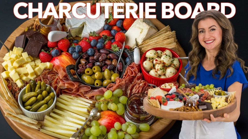 How to Make a Charcuterie Board – ULTIMATE CHEESE BOARD