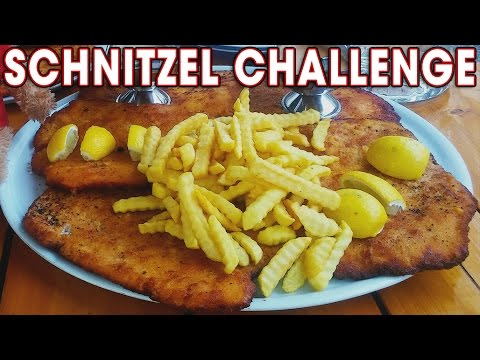 Read more about the article Massive Schnitzel Record Challenge in Germany!!