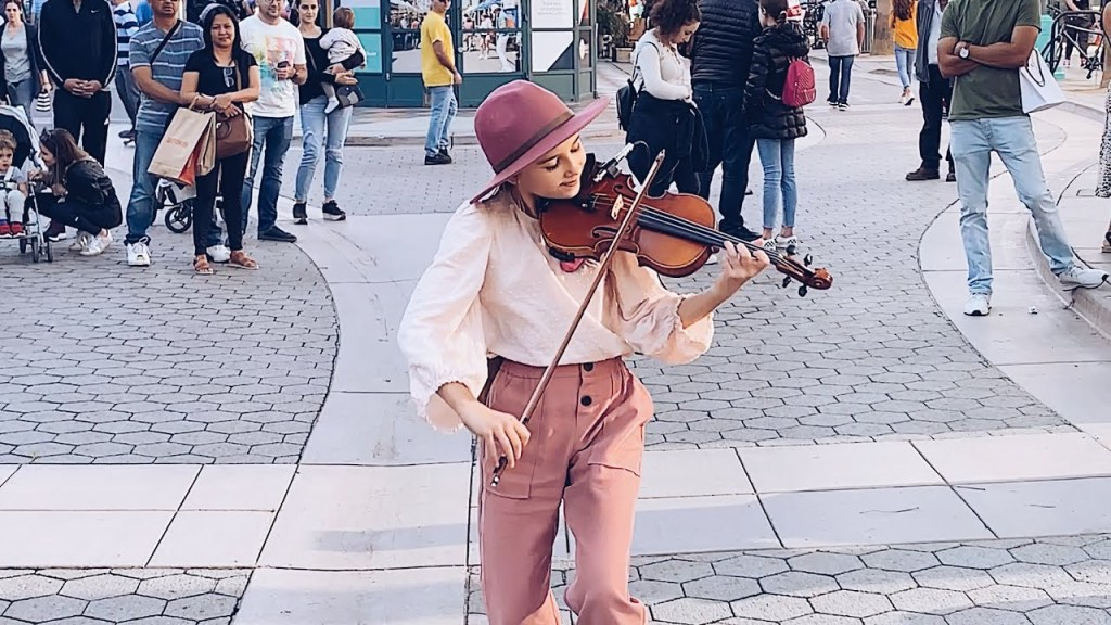 Read more about the article Memories – Maroon 5 – Karolina Protsenko – Violin Cover