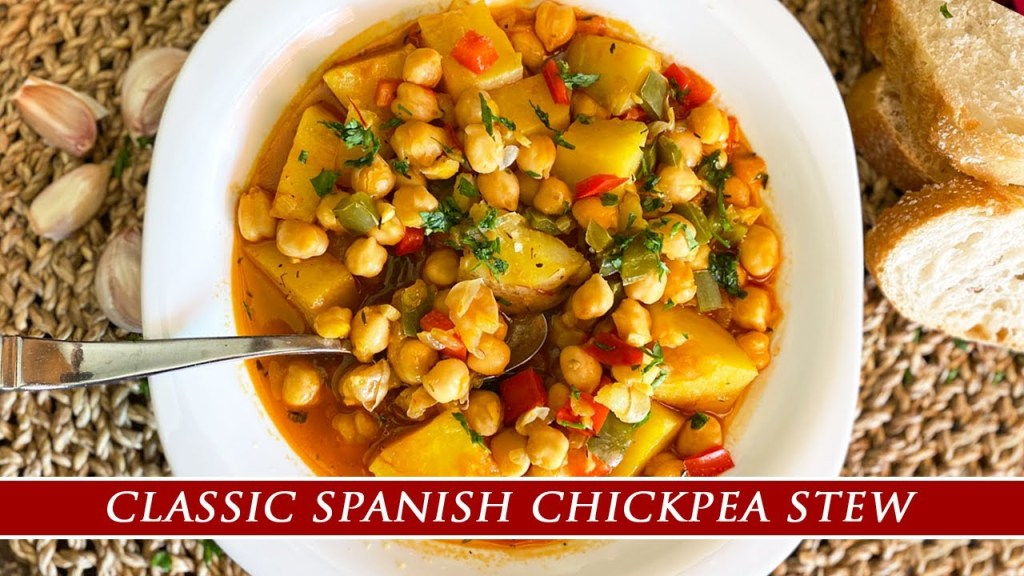 Spanish Poor Man´s Potatoes | One of Spain´s Most Iconic Dishes
