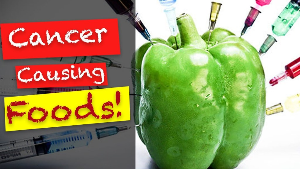 21 Cancer Causing Foods Proven To Kill You! Avoid These Cancer Foods!