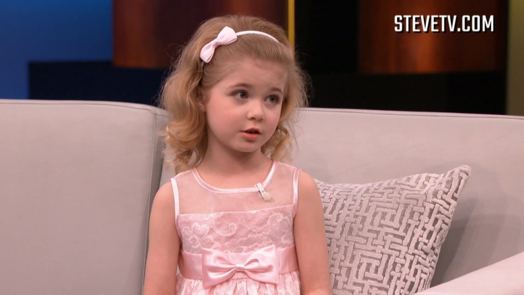 Six-Year-Old Author Ariana Is Here To Steal Your Heart