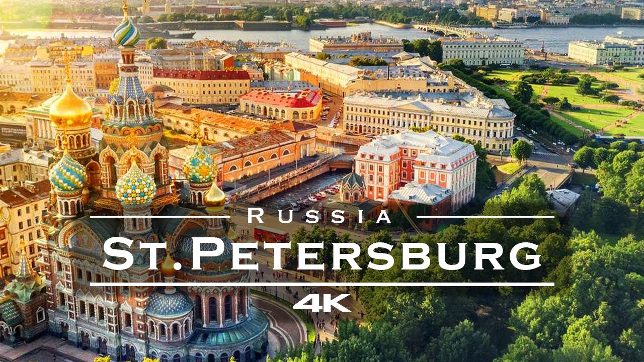 Read more about the article Saint Petersburg, Russia 🇷🇺 – by drone [4K]