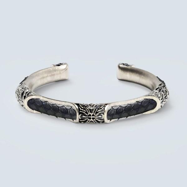 Hand Engraved Python