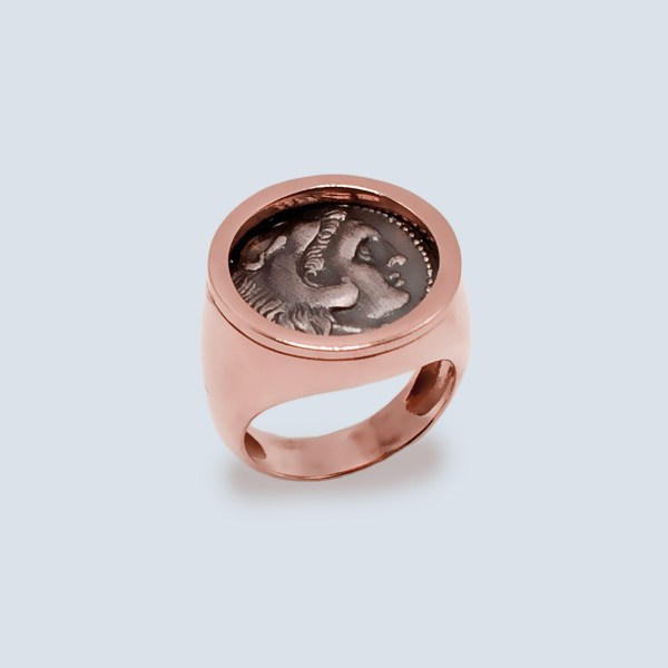 Ancient Coin Ring
