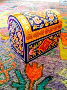 Nagashi Table Box