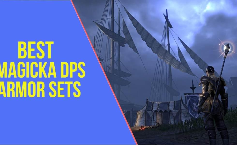 ESO Magicka DPS Sets - ArzyeLBuilds