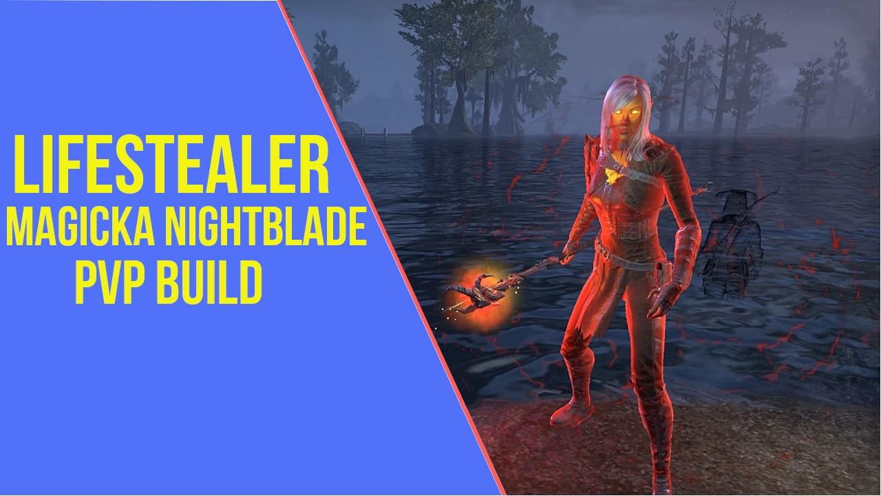 Eso Stamina Nightblade Pve Build 2019 | Asdela