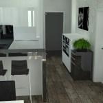 Kuchyňa, Stupava