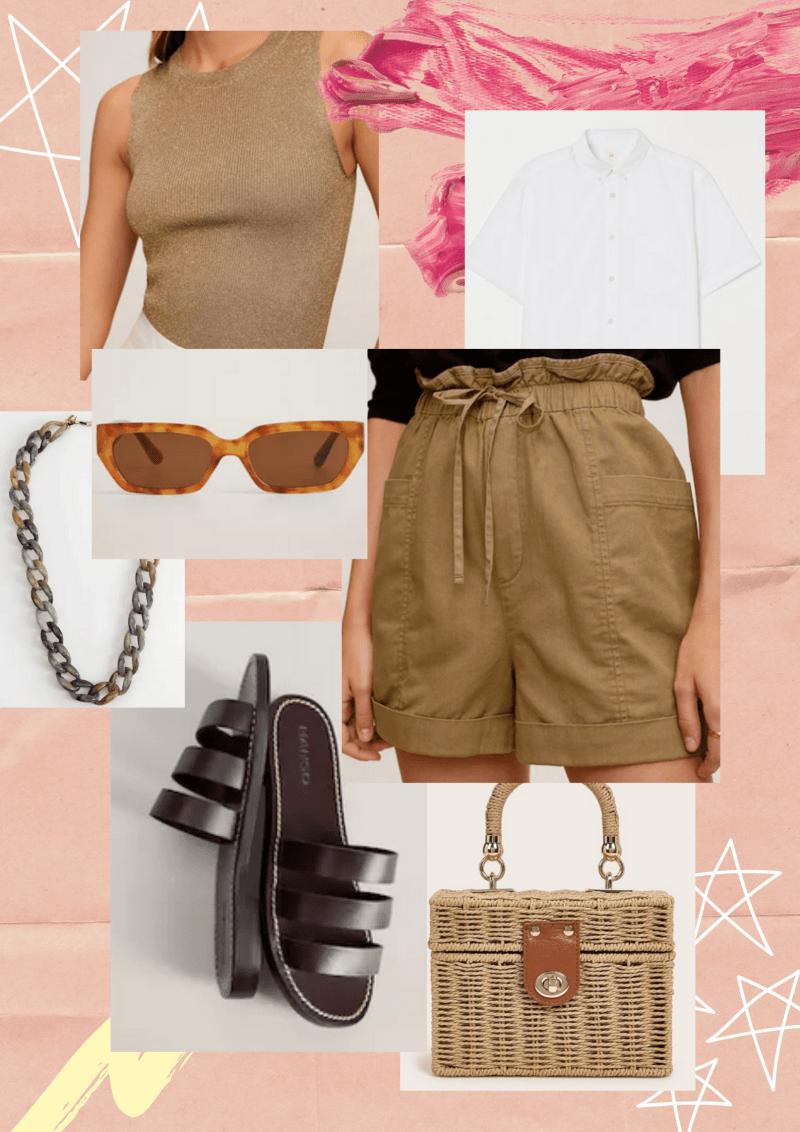 2 idées de tenues pour l'été
