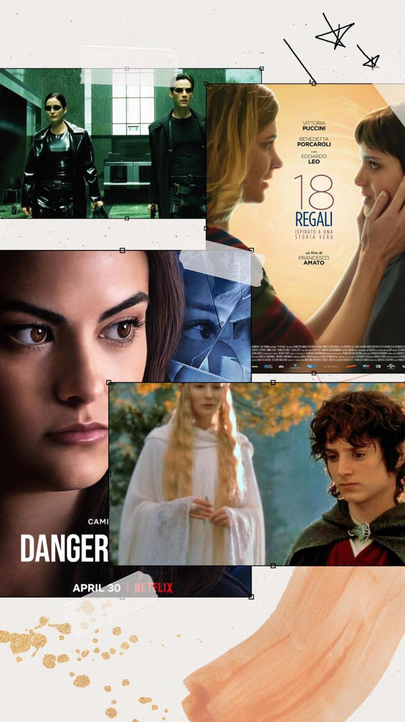 My films of May and June 2020