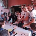 Le championnat du monde vétéran à Marrakech le voyage