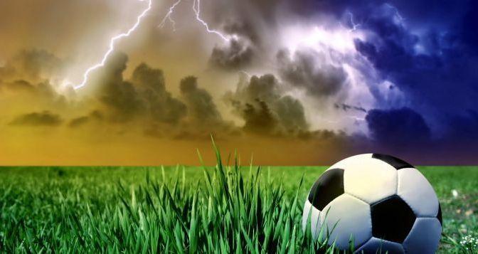Vigilance orage : annulation d'entrainements