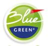 Logo Sainte Maxime Blue Green