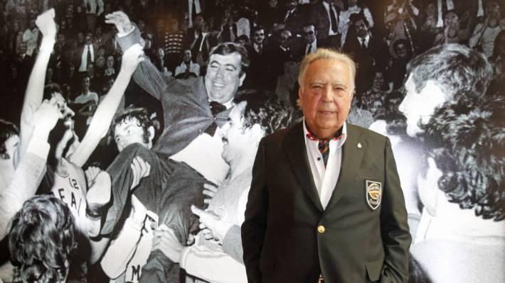 "Pedro Ferrándiz cumple 90 años: ""Es una figura sensacional"" - AS.com"