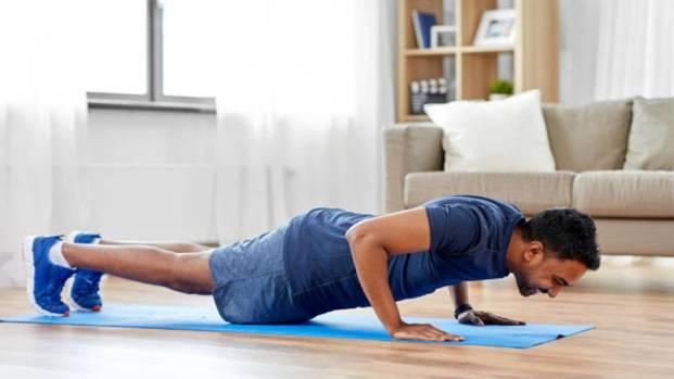 Coronavirus: ejercicios para hacer en casa durante la cuarentena - AS.com