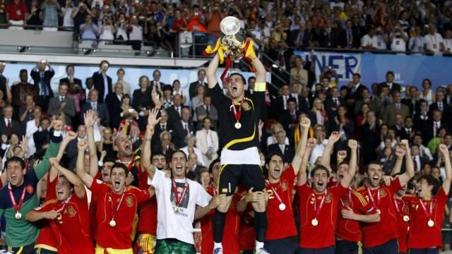 Historias del fútbol: España consigue su segunda Eurocopa (2008 ...