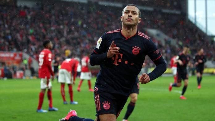 El Bayern de Múnich medita qué hacer con Thiago Alcántara - AS.com