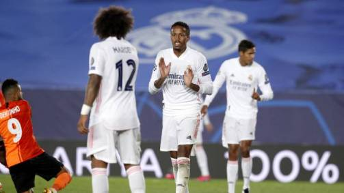 Real Madrid 2 - Shakhtar 3: resumen, resultado y goles - AS.com