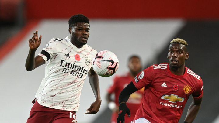 Manchester United 0 - Arsenal 1: resumen, resultado y gol del partido -  AS.com